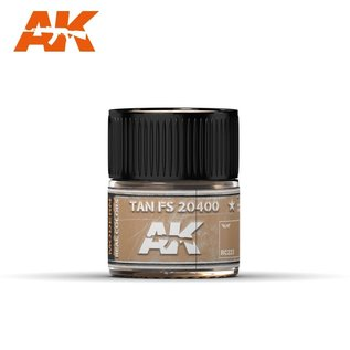 AK Interactive Real Colors Air - RC223 Tan FS 20400