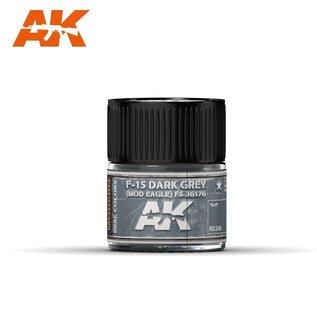 AK Interactive Real Colors Air - RC246 F-15 Dark Grey (MOD EAGLE) FS 36176