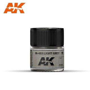 AK Interactive Real Colors Air - RC255 M-485 Light Grey