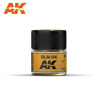 AK Interactive Real Colors Air - RC267 RLM 04
