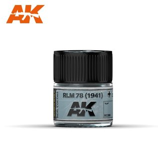 AK Interactive Real Colors Air - RC280 RLM 78 (1941)