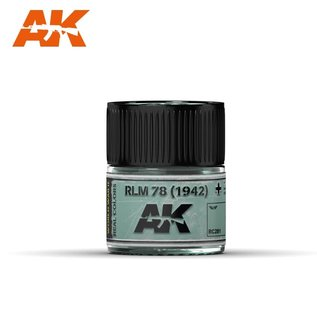 AK Interactive Real Colors Air - RC281 RLM 78 (1942)