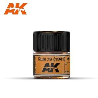 AK Interactive Real Colors Air - RC282 RLM 79 (1941)