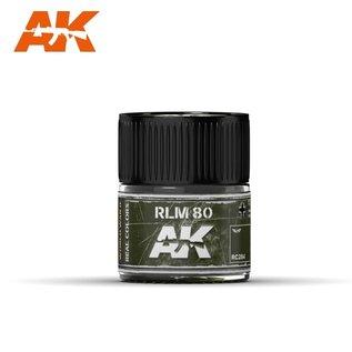 AK Interactive Real Colors Air - RC284 RLM 80