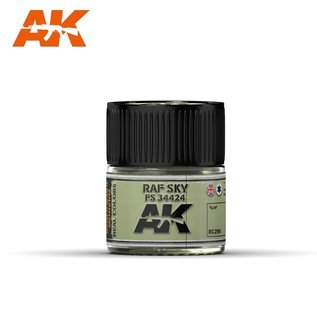 AK Interactive Real Colors Air - RC290 RAF SKY / FS 34424