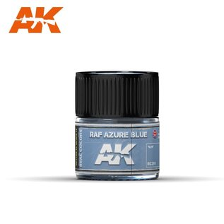 AK Interactive Real Colors Air - RC291 RAF Azure Blue