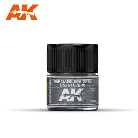 AK Interactive AK Interactive Real Colors Air - RC296 RAF Dark Sea Grey BS381C/638