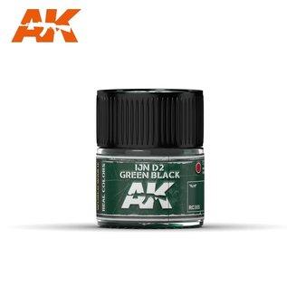 AK Interactive Real Colors Air - RC305 IJN D2 Green Black