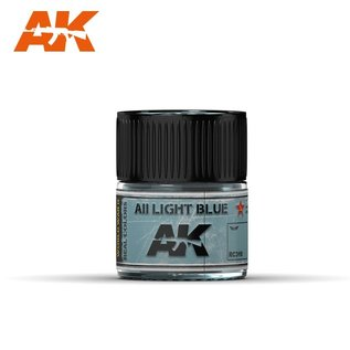 AK Interactive Real Colors Air - RC310 AII Light Blue
