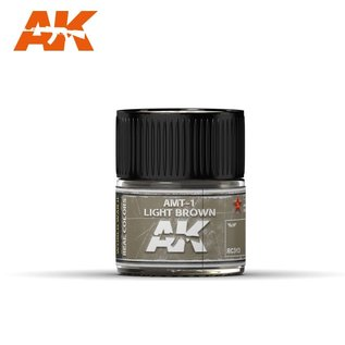 AK Interactive Real Colors Air - RC313 AMT-1 Light Brown