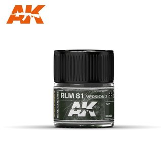 AK Interactive Real Colors Air - RC324 RLM 81 Version 2