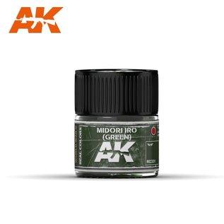 AK Interactive Real Colors Air - RC331 Midori Iro (Green)