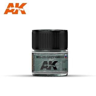 AK Interactive Real Colors Air - RC338 MIG-29 Grey Green