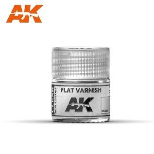 AK Interactive Real Colors Air - RC500 Flat Varnish