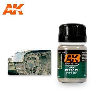 AK Interactive AK-015 DUST EFFECTS