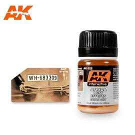 AK Interactive AK Interactive AK-022 AFRICA DUST EFFECTS