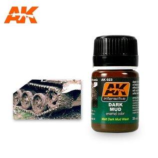 AK Interactive AK023 DARK MUD EFFECTS