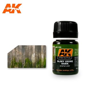AK Interactive AK026 SLIMY GRIME DARK
