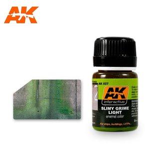 AK Interactive AK027 SLIMY GRIME LIGHT