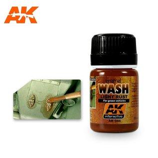 AK Interactive AK-046 LIGHT RUST WASH