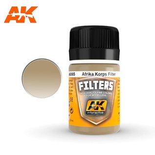 AK Interactive AK065 FILTER FOR AFRIKA KORPS VEHICLES