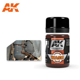 AK Interactive AK-2029 WASH FOR LANDING GEAR