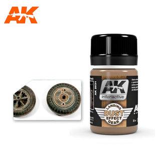 AK Interactive AK2031 LANDING GEAR DUST