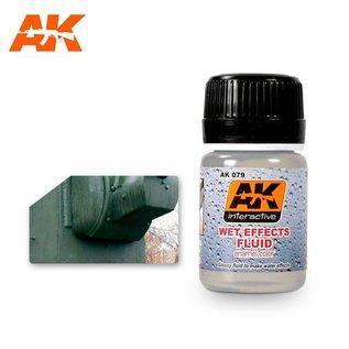 AK Interactive AK079 WET EFFECTS FLUID