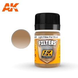 AK Interactive AK Interactive AK-261 LIGHT FILTER FOR WOOD