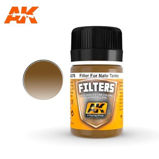 AK Interactive AK-076 FILTER FOR NATO VEHICLES