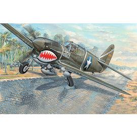 Trumpeter Trumpeter - Curtiss P-40F Warhawk - 1:32