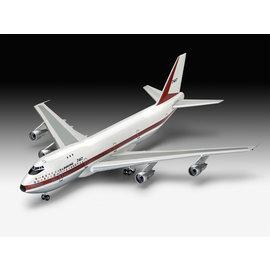 Revell Revell - Boeing 747-100 - 50th Anniversary  - 1:144