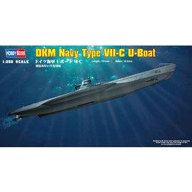 HobbyBoss HobbyBoss - U-Boot Typ VII-C - 1:350