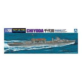 Aoshima Aoshima - I.J.N. Special Submarine Carrier Chiyoda - Waterline No. 549 - 1:700