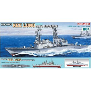 Dragon Kee Lung Class Destroyer - 1:350