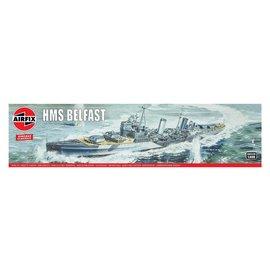 Airfix Airfix - Vintage Classics - HMS Belfast - 1:600