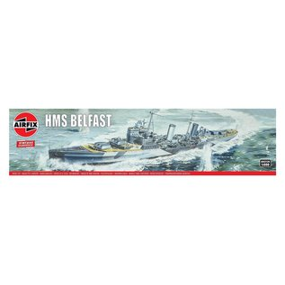 Airfix Vintage Classics - HMS Belfast - 1:600