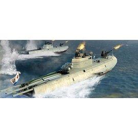 MERIT Merit - Soviet Navy G-5 Patrol Boat - 1:35