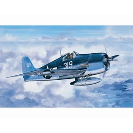Trumpeter Trumpeter - Grumman F6F-3N Hellcat - 1:32