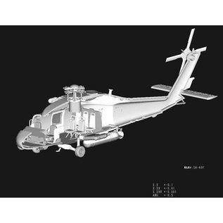 HobbyBoss Sikorsky SH-60F Oceanhawk - 1:72