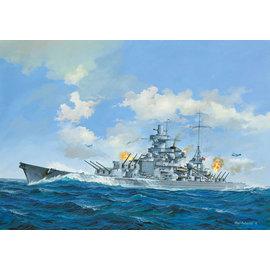 Revell Revell - Schlachtschiff Scharnhorst - 1:570
