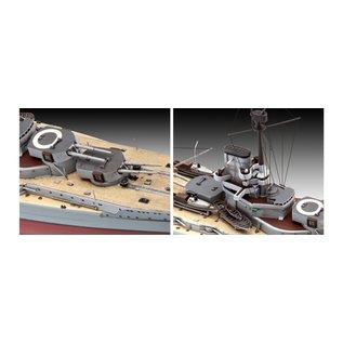 Revell Schlachtschiff SMS König (WK I) - 1:700