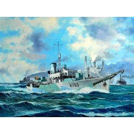 Revell Revell - Flower Class Corvette HMS Buttercup - 1:144