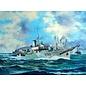 Revell Flower Class Corvette HMS Buttercup - 1:144