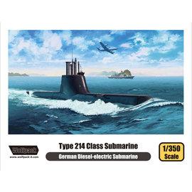 Wolfpack-Design Wolfpack - U-Boot Klasse 214 - 1:350