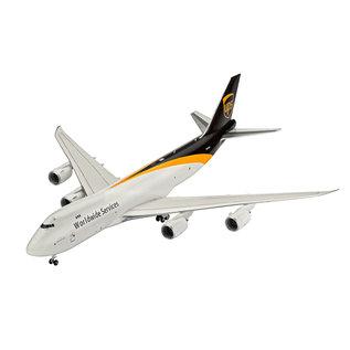 Revell Boeing 747-8F UPS - 1:144