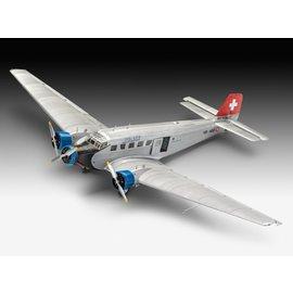 Revell Revell - Junkers Ju52/3m Zivilversion - 1:72