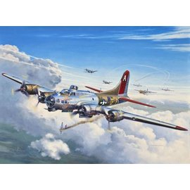 Revell Revell - Boeing B-17G Flying Fortress - 1:72