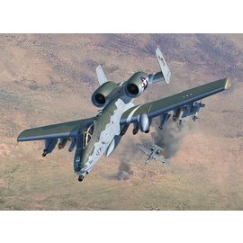 Revell Revell - Fairchild-Republic A-10A/C Thunderbolt II - 1:72