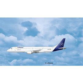 """Revell Revell - Embraer 190 Lufthansa """"New Livery"""" - 1:144"""